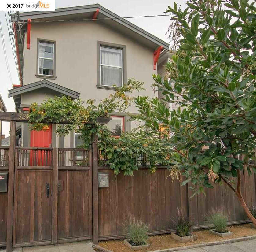 Multi-Family Home for Sale at 729 44th Street 729 44th Street Oakland, California 94609 United States