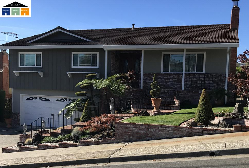 Single Family Home for Sale at 2855 Jennifer Drive 2855 Jennifer Drive Castro Valley, California 94546 United States