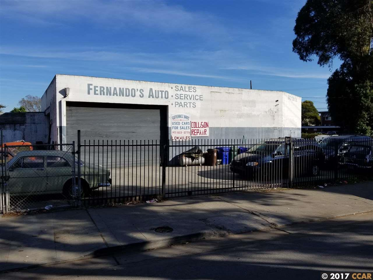 Comercial por un Venta en 842 13th Street 842 13th Street Richmond, California 94801 Estados Unidos