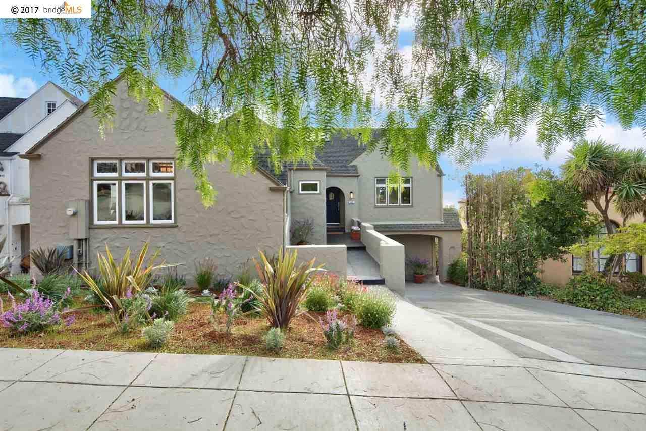 一戸建て のために 売買 アット 462 Michigan Avenue 462 Michigan Avenue Berkeley, カリフォルニア 94707 アメリカ合衆国