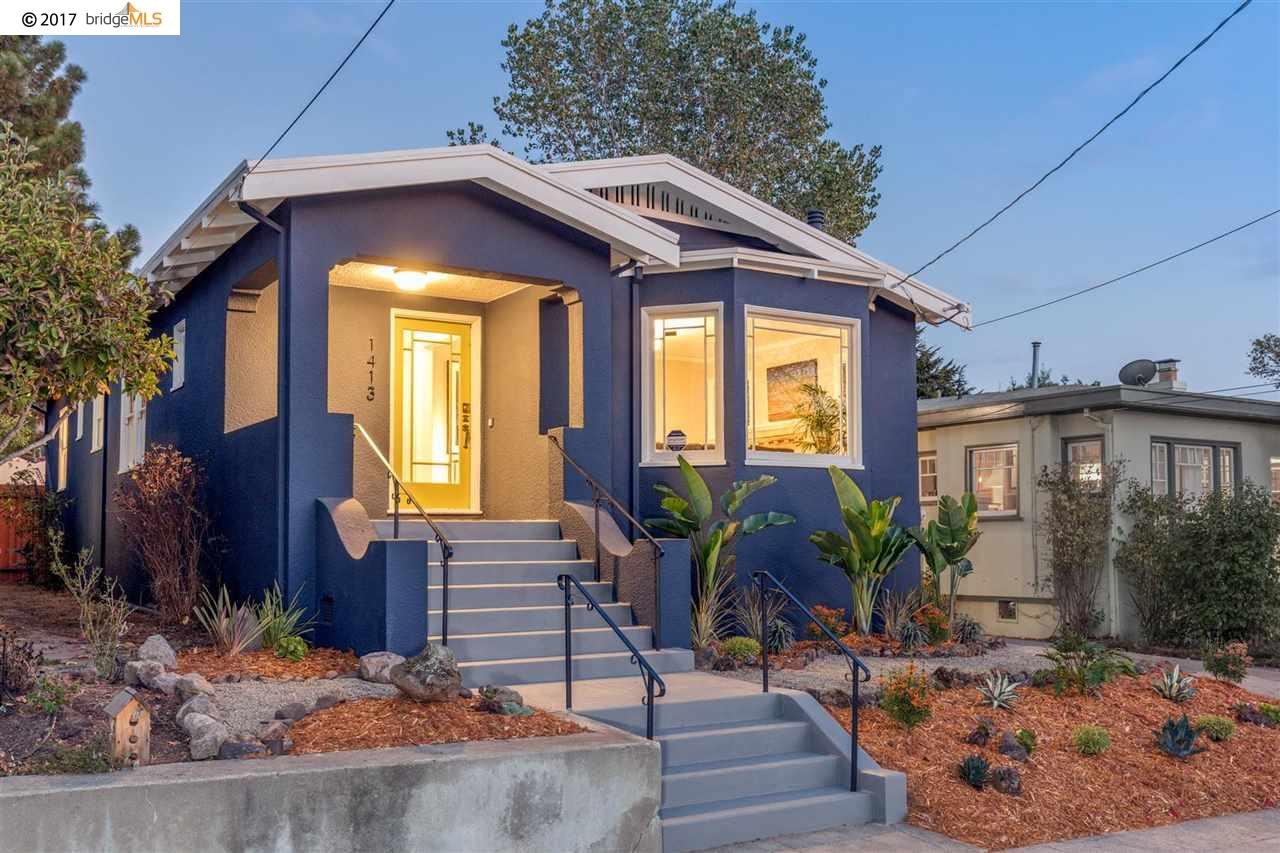 1413 Holly Street | BERKELEY | 1273 | 94703
