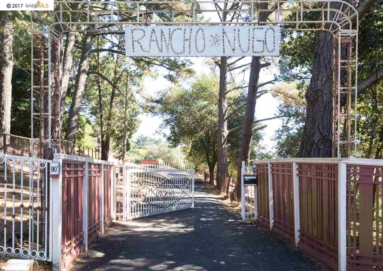 Einfamilienhaus für Mieten beim 90 Skyway Lane 90 Skyway Lane Oakland, Kalifornien 94619 Vereinigte Staaten