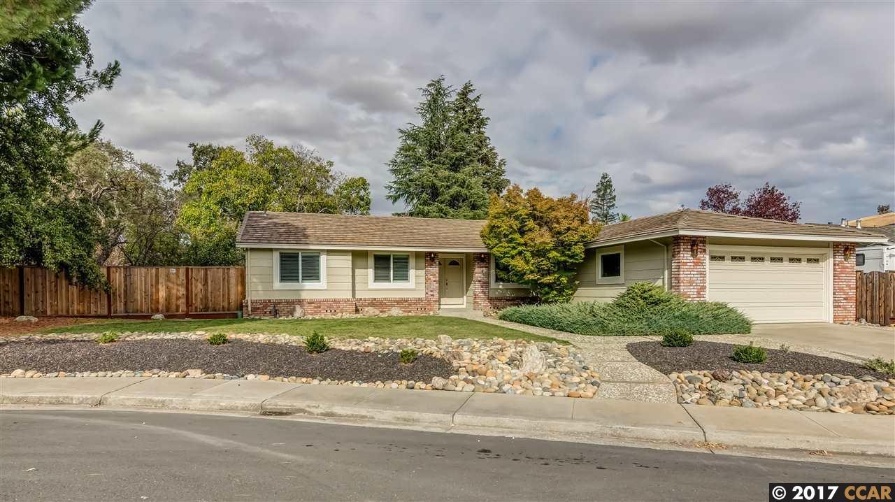 Single Family Home for Sale at 614 W Myrick Court 614 W Myrick Court Clayton, California 94517 United States