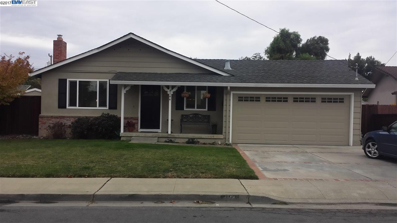 一戸建て のために 売買 アット 4144 Converse Street 4144 Converse Street Fremont, カリフォルニア 94538 アメリカ合衆国