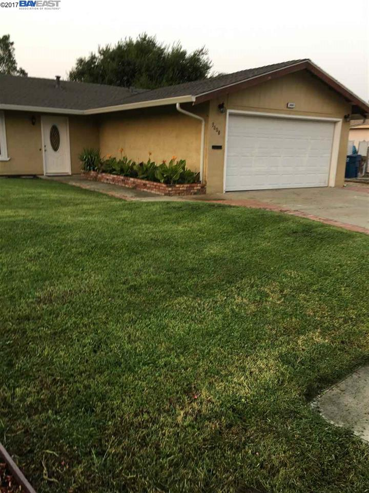 Частный односемейный дом для того Продажа на 3008 Madison Court 3008 Madison Court Antioch, Калифорния 94509 Соединенные Штаты