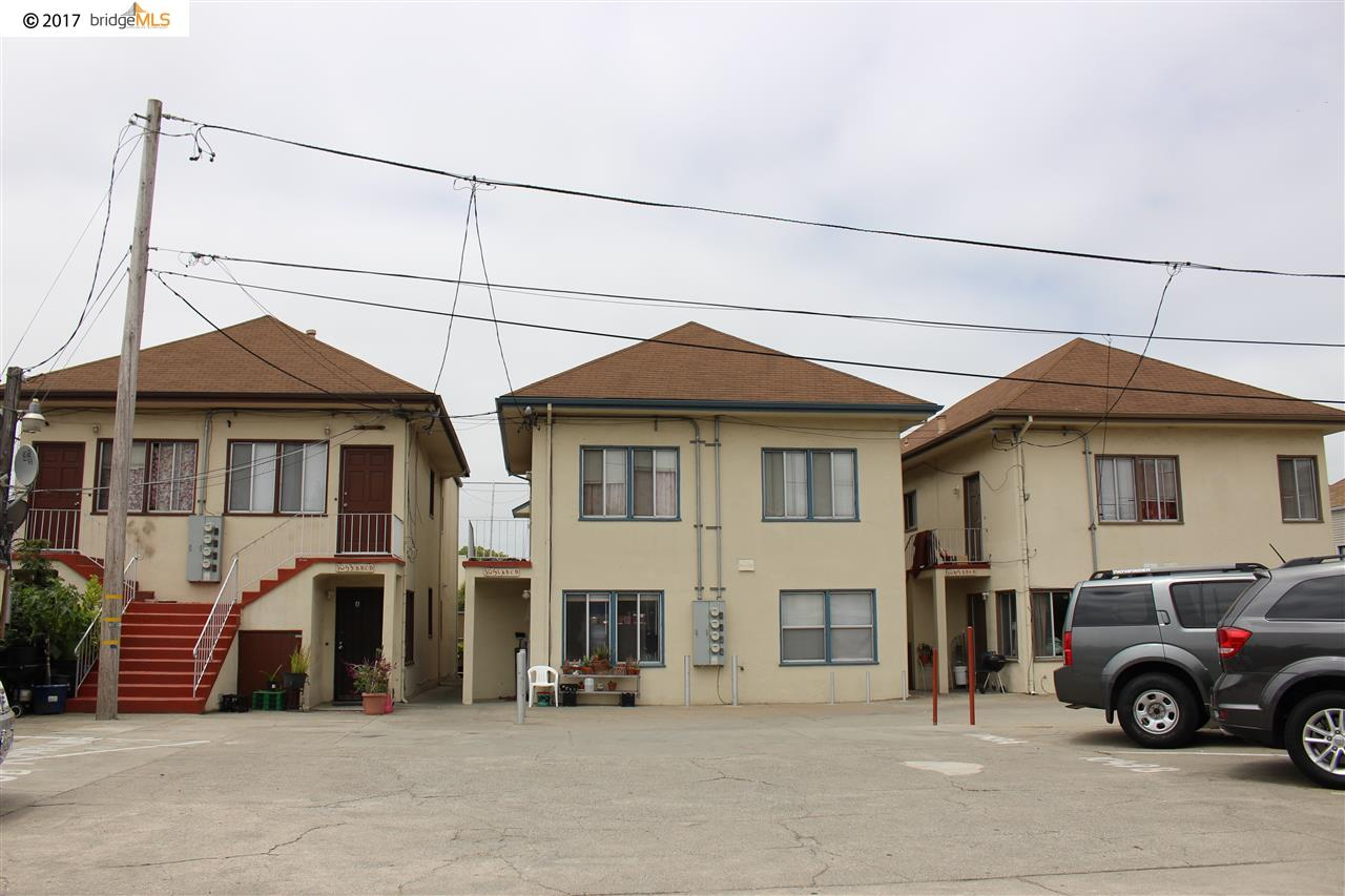 Multi-Family Home for Sale at 1049 43rd Street 1049 43rd Street Emeryville, California 94608 United States