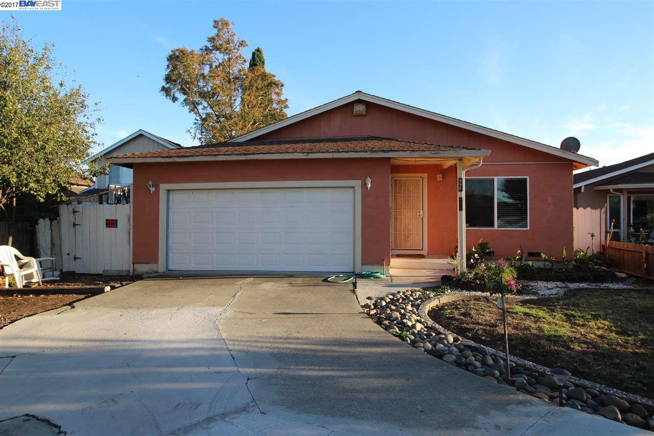 واحد منزل الأسرة للـ Rent في 746 Cinnamon Court 746 Cinnamon Court Hayward, California 94544 United States