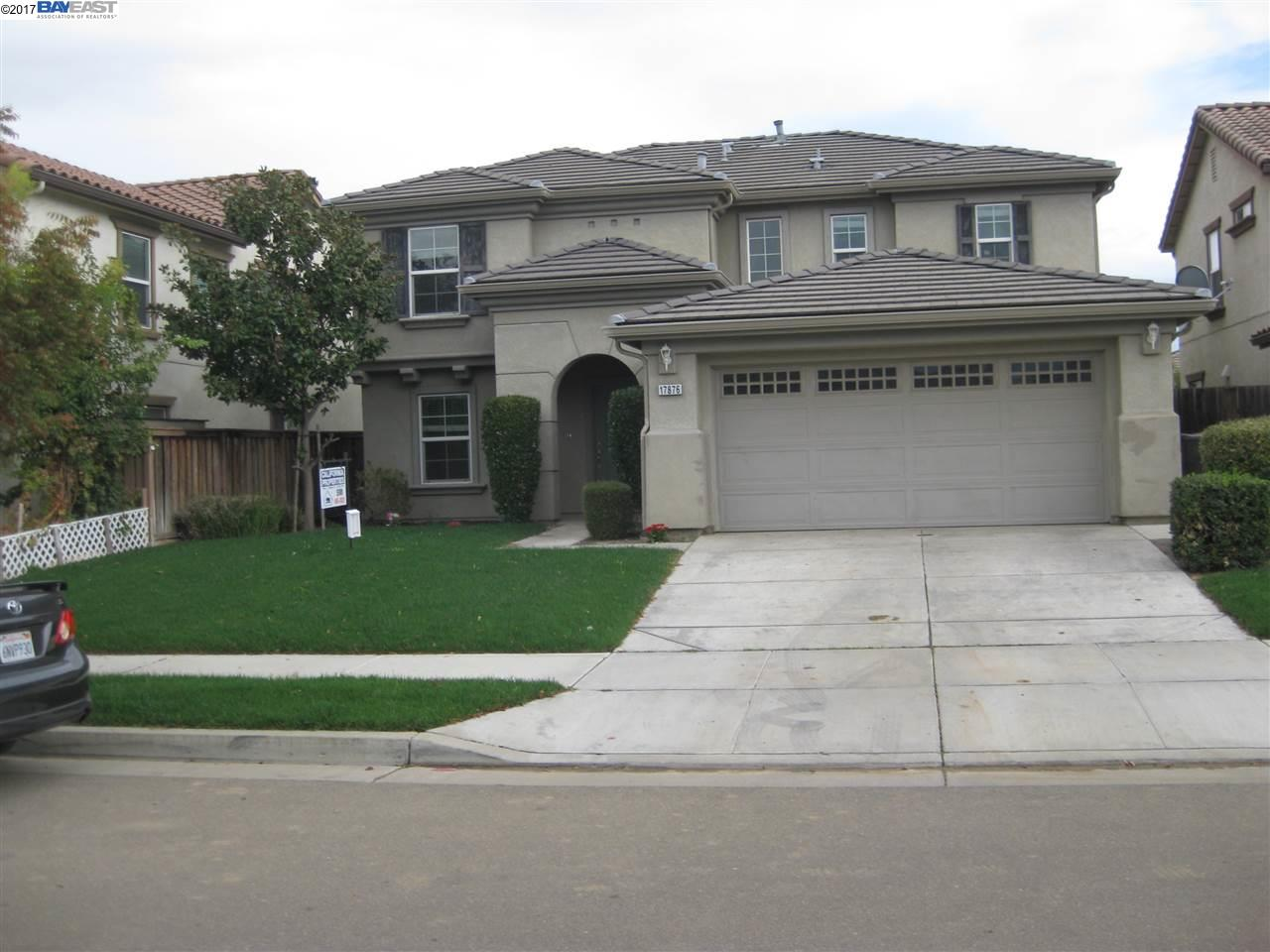 Single Family Home for Sale at 17876 Daffodil Hill Street 17876 Daffodil Hill Street Lathrop, California 95330 United States