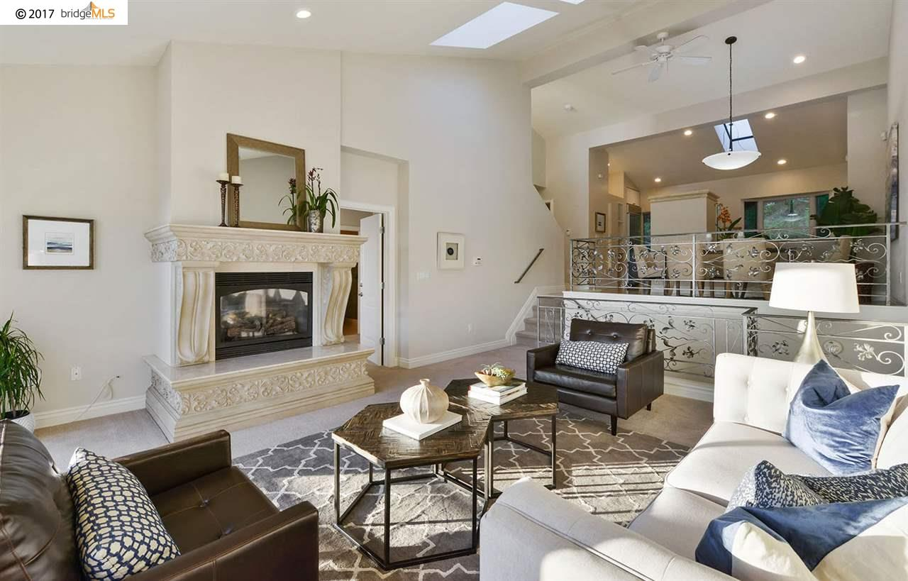 Townhouse for Sale at 1863 Grand View Drive 1863 Grand View Drive Oakland, California 94618 United States