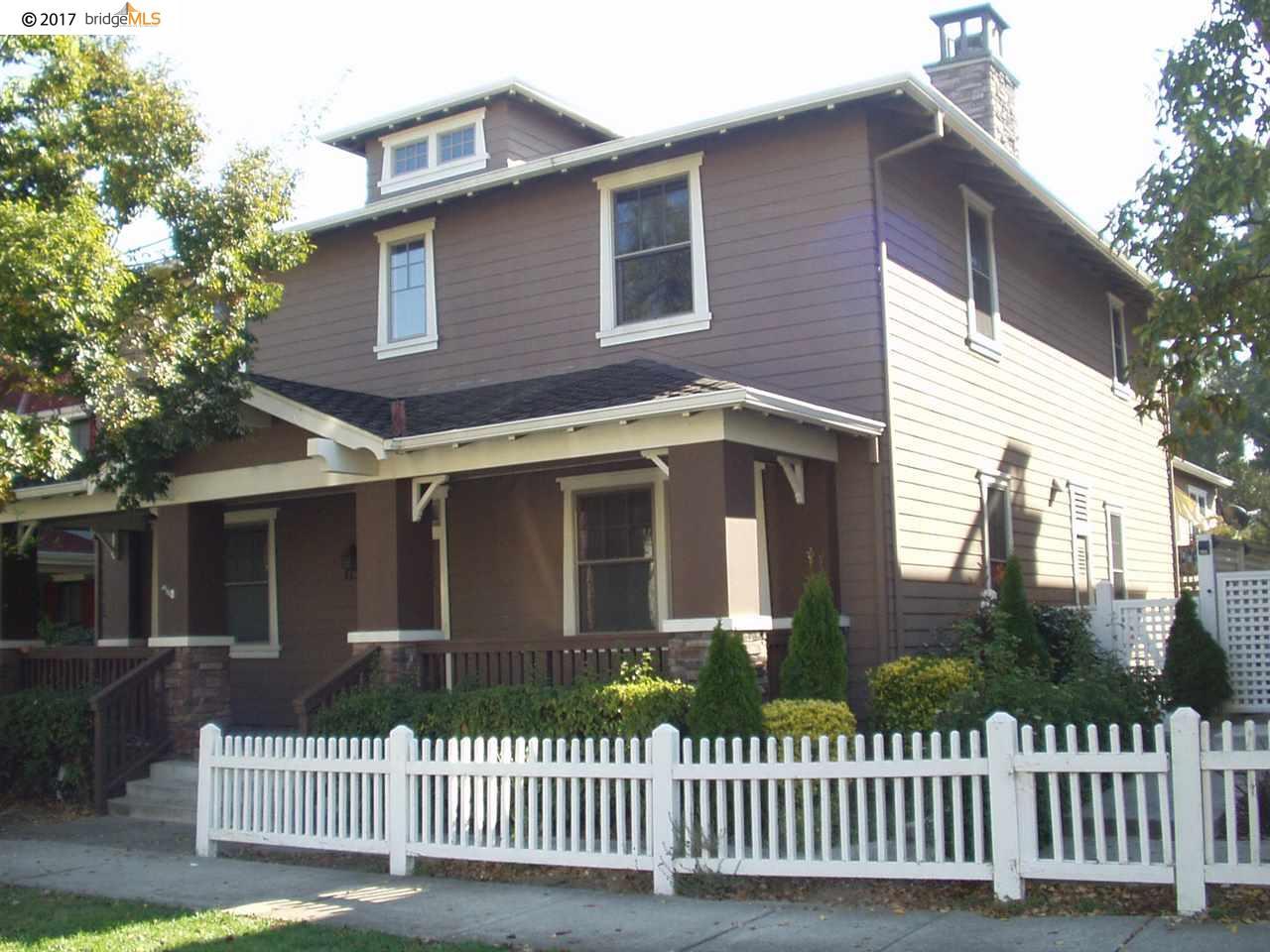 Single Family Home for Rent at 1135 Promenade Street 1135 Promenade Street Hercules, California 94547 United States