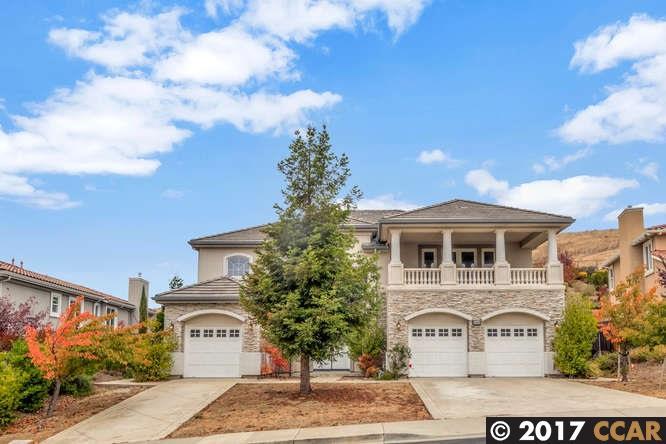 Частный односемейный дом для того Продажа на 3483 Ashbourne Circle 3483 Ashbourne Circle San Ramon, Калифорния 94583 Соединенные Штаты