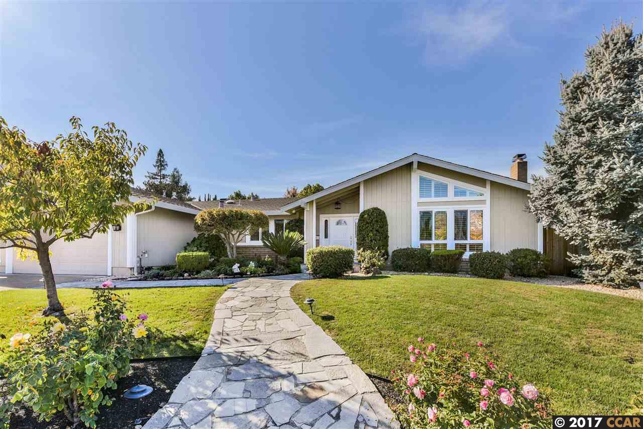 واحد منزل الأسرة للـ Rent في 2657 Sundance Court 2657 Sundance Court Walnut Creek, California 94598 United States
