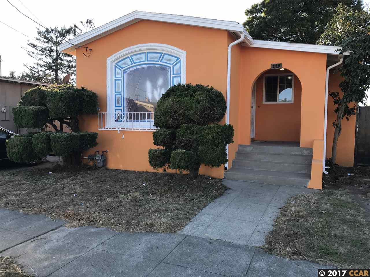 139 17TH STREET, RICHMOND, CA 94801