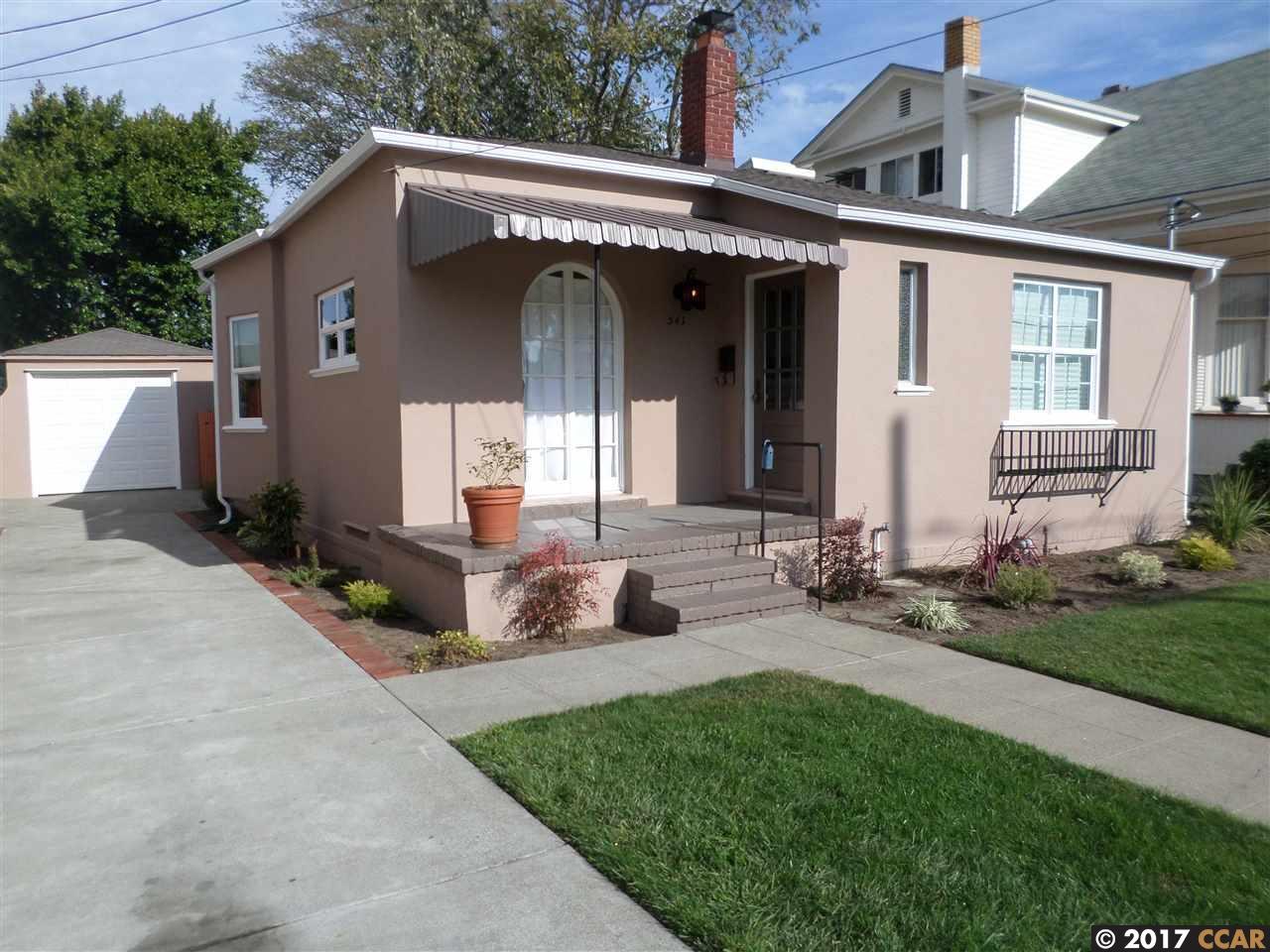 543 Lincoln Ave | ALAMEDA | 1131 | 94501
