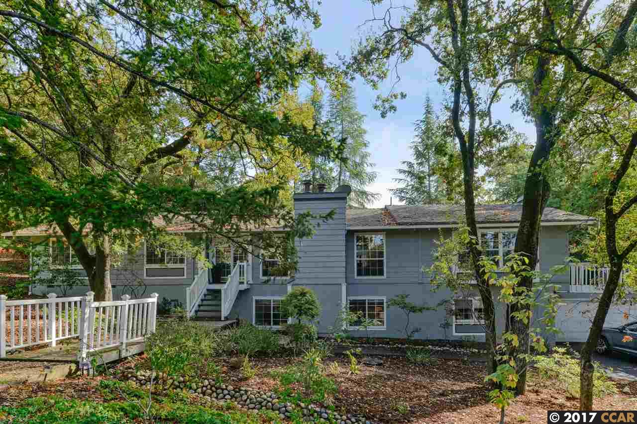 一戸建て のために 売買 アット 3161 Gloria Terrace 3161 Gloria Terrace Lafayette, カリフォルニア 94549 アメリカ合衆国