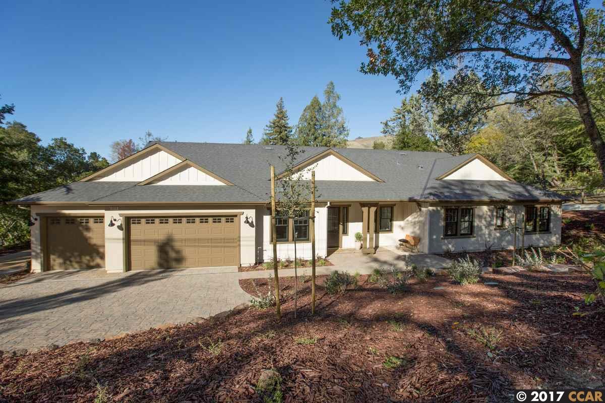 Casa Unifamiliar por un Venta en 2059 Casa Nuestra 2059 Casa Nuestra Diablo, California 94528 Estados Unidos