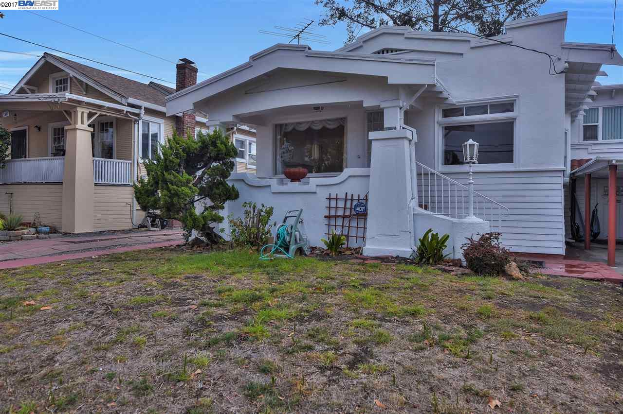 Single Family Home for Sale at 1478 Havenscourt Blvd 1478 Havenscourt Blvd Oakland, California 94621 United States