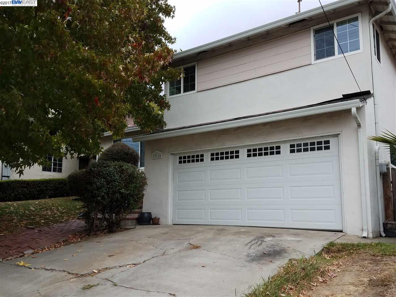 19116 Schuster Ave | CASTRO VALLEY | 1650 | 94546