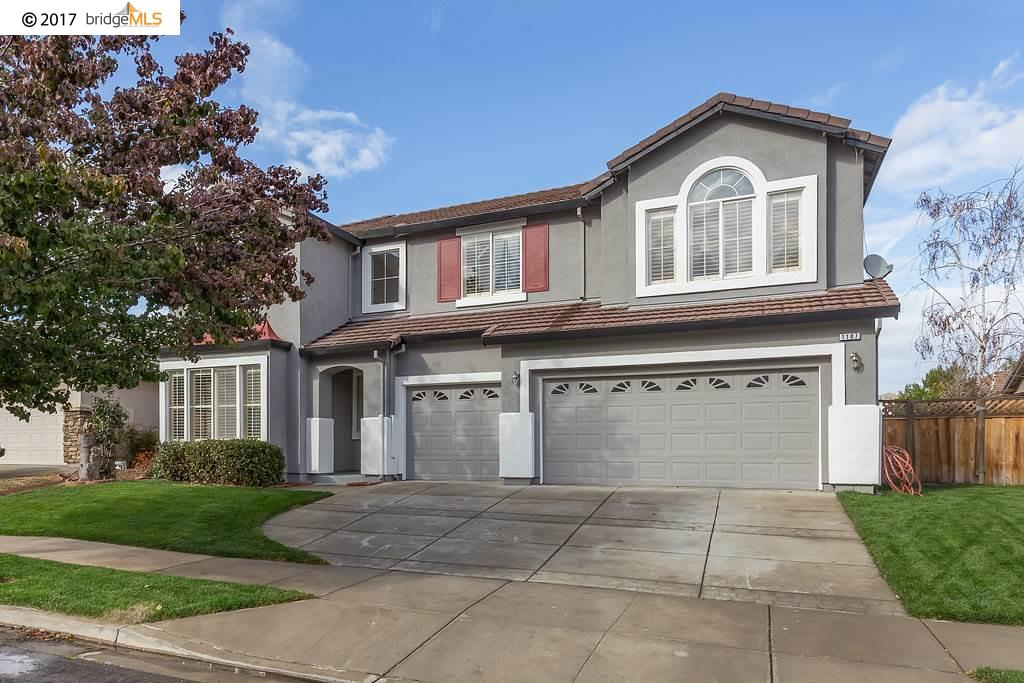 Single Family Home for Sale at 1107 Windhaven Court 1107 Windhaven Court Brentwood, California 94513 United States