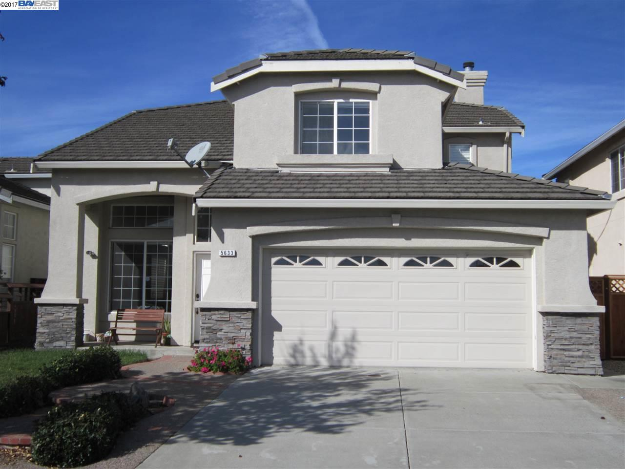 Single Family Home for Rent at 5633 Pacific Grove Way 5633 Pacific Grove Way Union City, California 94587 United States