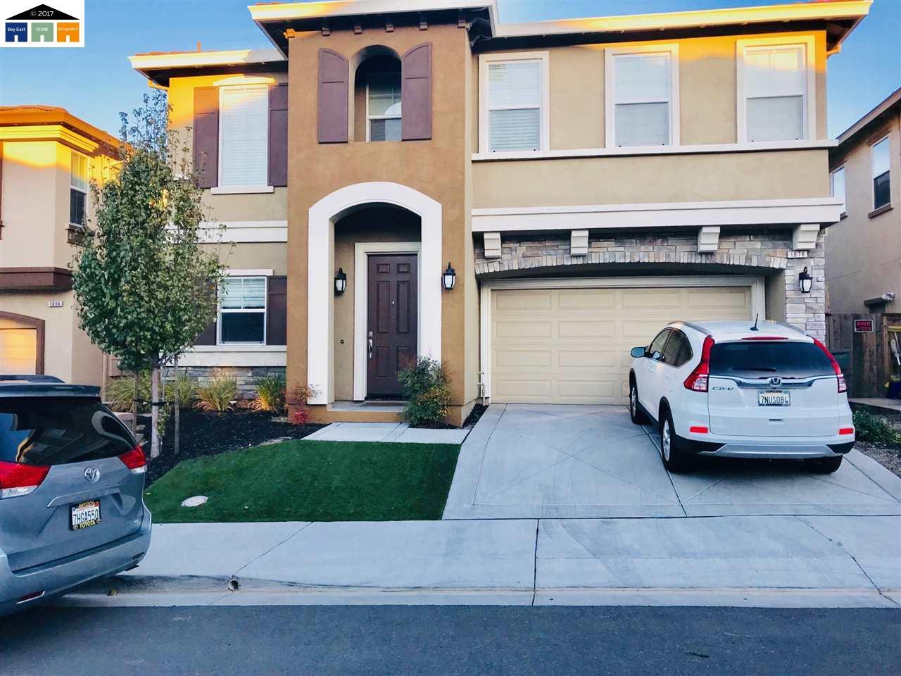 Einfamilienhaus für Verkauf beim 1678 Roma Drive 1678 Roma Drive Pittsburg, Kalifornien 94565 Vereinigte Staaten