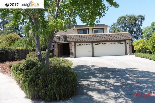 一戸建て のために 売買 アット 1910 Kingridge Court 1910 Kingridge Court Walnut Creek, カリフォルニア 94596 アメリカ合衆国