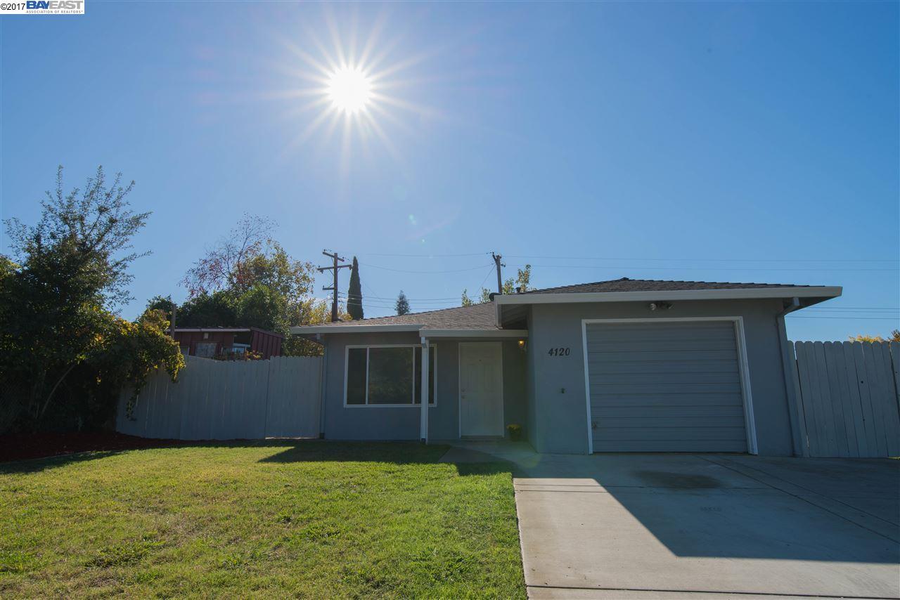Einfamilienhaus für Verkauf beim 4120 Cornelia 4120 Cornelia North Highlands, Kalifornien 95660 Vereinigte Staaten