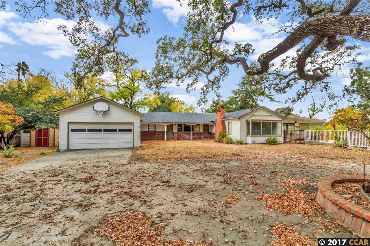 Casa Unifamiliar por un Venta en 40 Mcguire Drive 40 Mcguire Drive Walnut Creek, California 94596 Estados Unidos