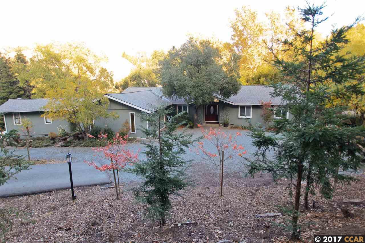 Single Family Home for Sale at 4775 Morgan Territory Road 4775 Morgan Territory Road Clayton, California 94517 United States