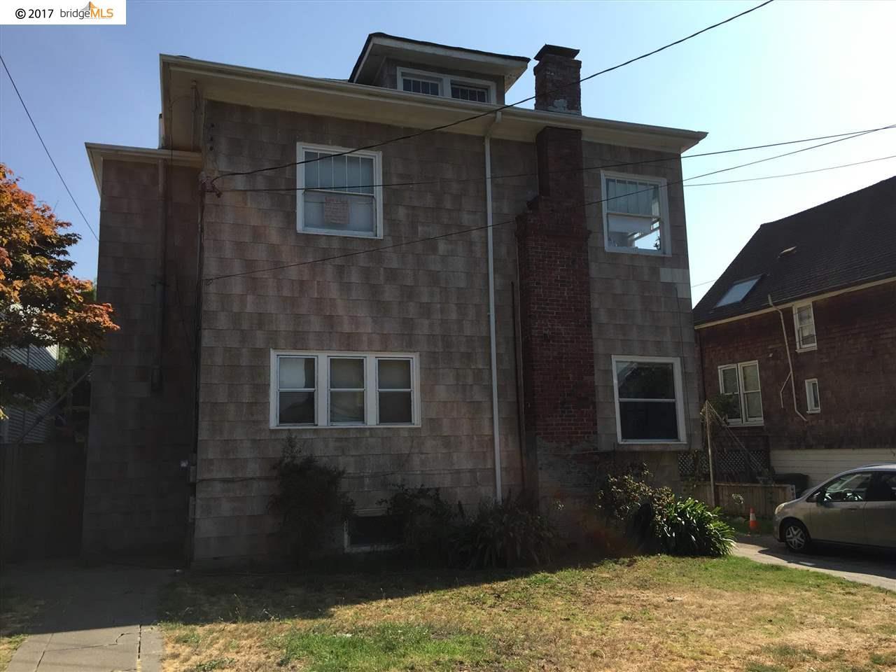 二世帯住宅 のために 売買 アット 2134 Woolsey Street 2134 Woolsey Street Berkeley, カリフォルニア 94705 アメリカ合衆国