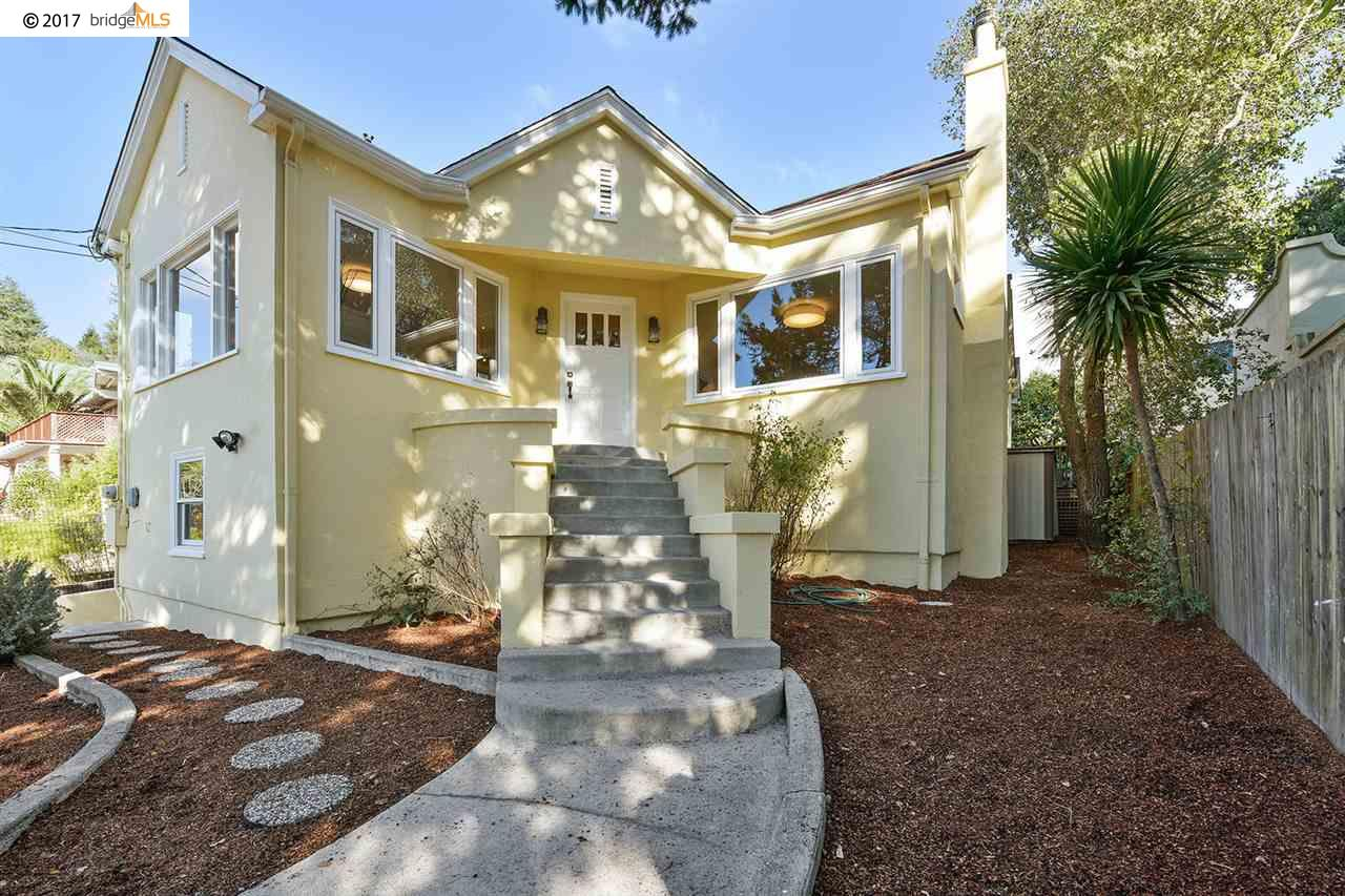 一戸建て のために 売買 アット 1191 Glen Avenue 1191 Glen Avenue Berkeley, カリフォルニア 94708 アメリカ合衆国