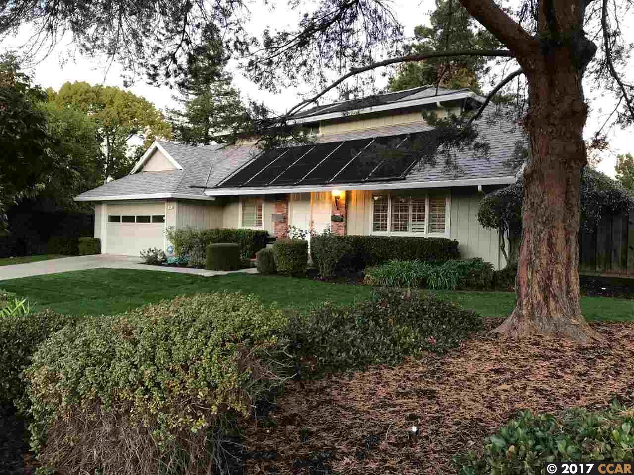 Maison unifamiliale pour l à louer à 984 Springfield Drive 984 Springfield Drive Walnut Creek, Californie 94598 États-Unis