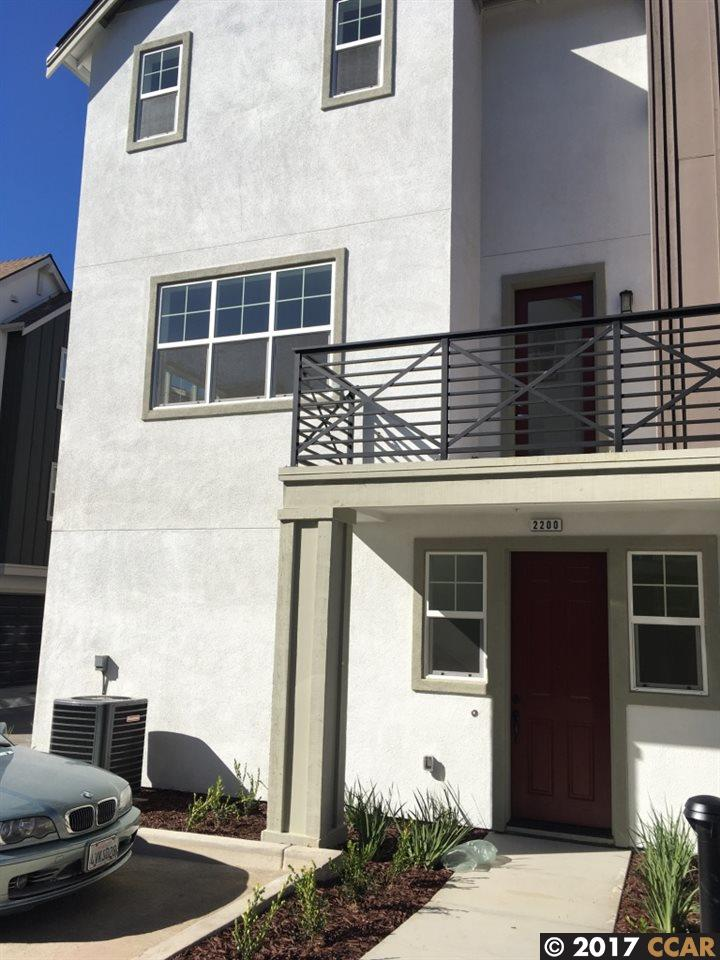 Townhouse for Rent at 2200 Central Parkway 2200 Central Parkway Dublin, California 94568 United States