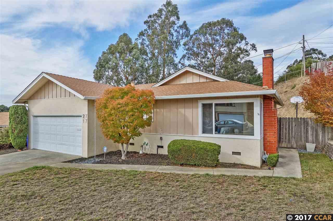 Casa Unifamiliar por un Venta en 2717 Shane Drive 2717 Shane Drive Richmond, California 94806 Estados Unidos