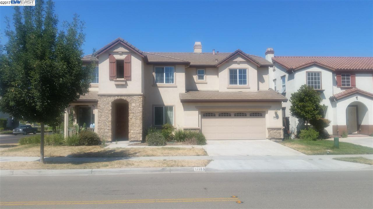 Single Family Home for Sale at 17195 Andover way 17195 Andover way Lathrop, California 95330 United States