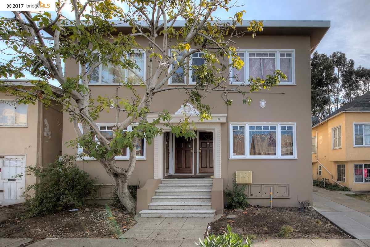 Multi-Family Home for Sale at 817 51St Street 817 51St Street Oakland, California 94608 United States