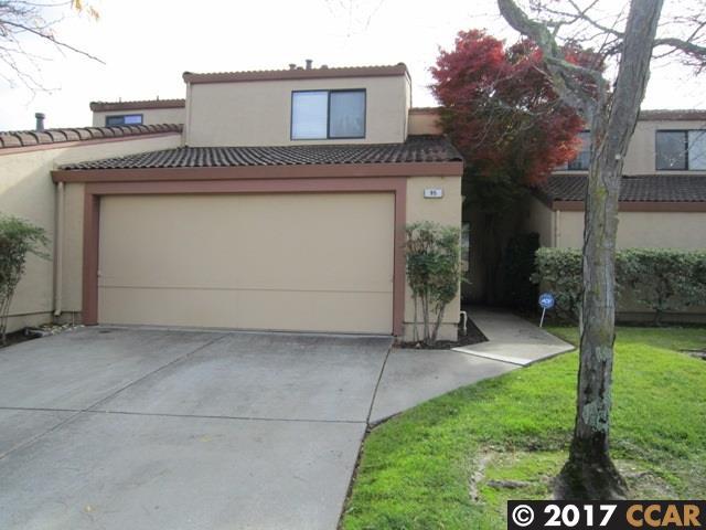 Maison accolée pour l à louer à 95 Crystal Circle 95 Crystal Circle Hercules, Californie 94547 États-Unis