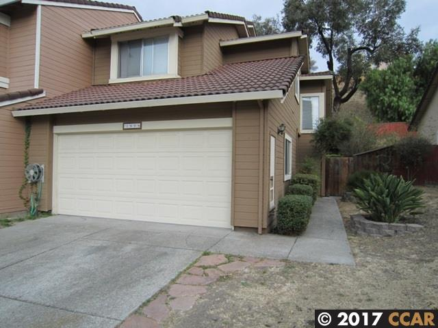 Single Family Home for Rent at 1806 Canyon Drive 1806 Canyon Drive Pinole, California 94564 United States