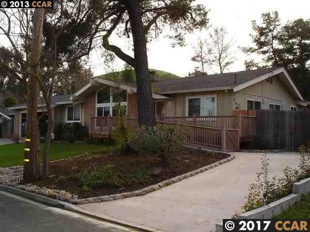 一戸建て のために 売買 アット 1825 Del Rio Drive 1825 Del Rio Drive Lafayette, カリフォルニア 94549 アメリカ合衆国