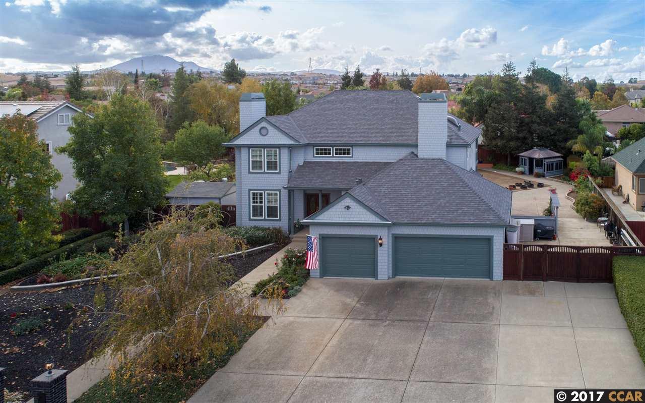 Casa Unifamiliar por un Venta en 4315 Silverado Drive 4315 Silverado Drive Oakley, California 94561 Estados Unidos