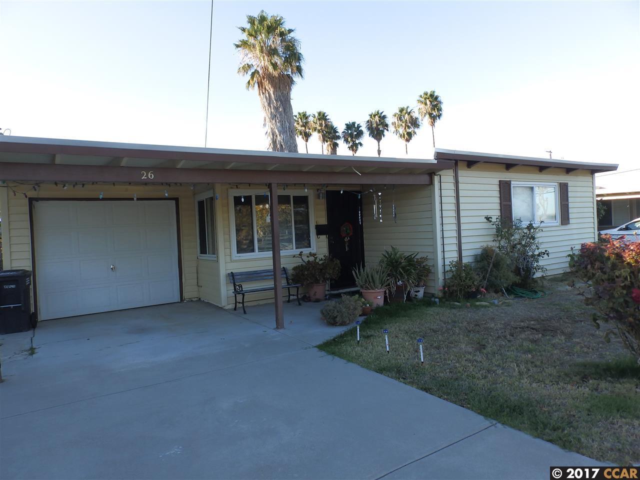 26 Bruno Avenue, PITTSBURG, CA 94565