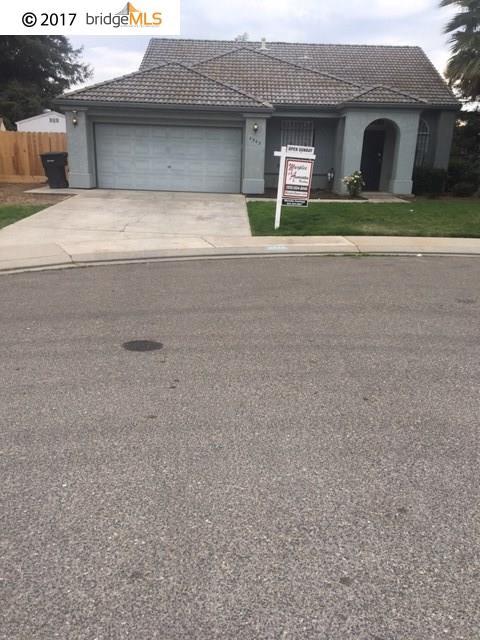 Single Family Home for Sale at 2342 Woodard Way 2342 Woodard Way Riverbank, California 95367 United States