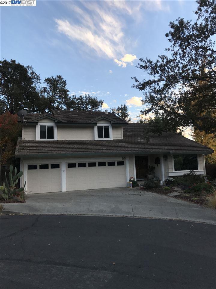 一戸建て のために 売買 アット 2453 Providence Court 2453 Providence Court Walnut Creek, カリフォルニア 94596 アメリカ合衆国