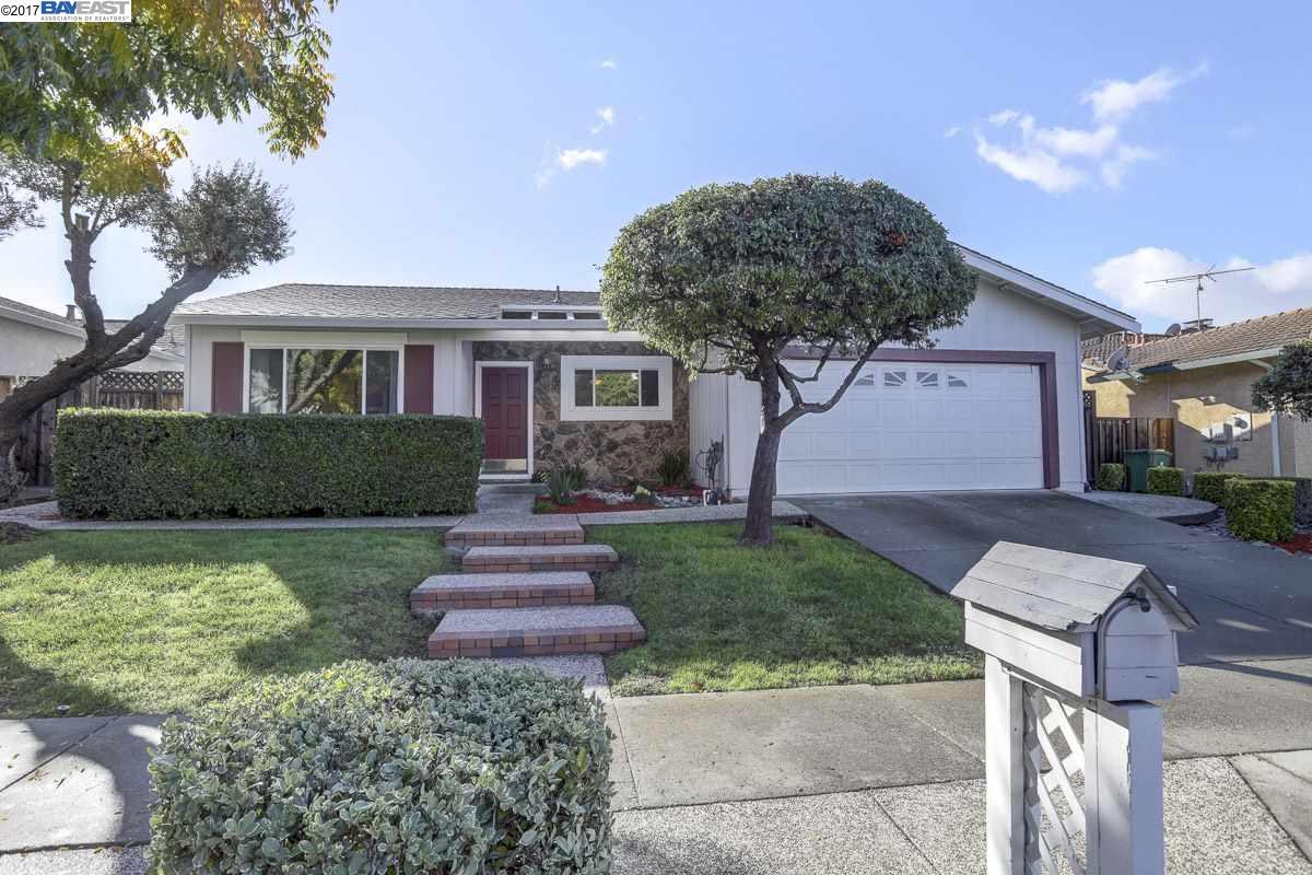 一戸建て のために 売買 アット 45259 S Grimmer Blvd 45259 S Grimmer Blvd Fremont, カリフォルニア 94539 アメリカ合衆国