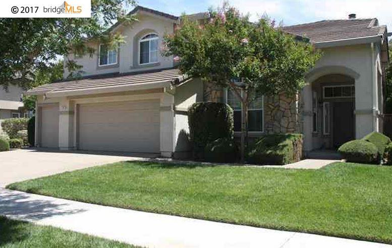 Частный односемейный дом для того Аренда на 792 REDHAVEN Street 792 REDHAVEN Street Brentwood, Калифорния 94513 Соединенные Штаты