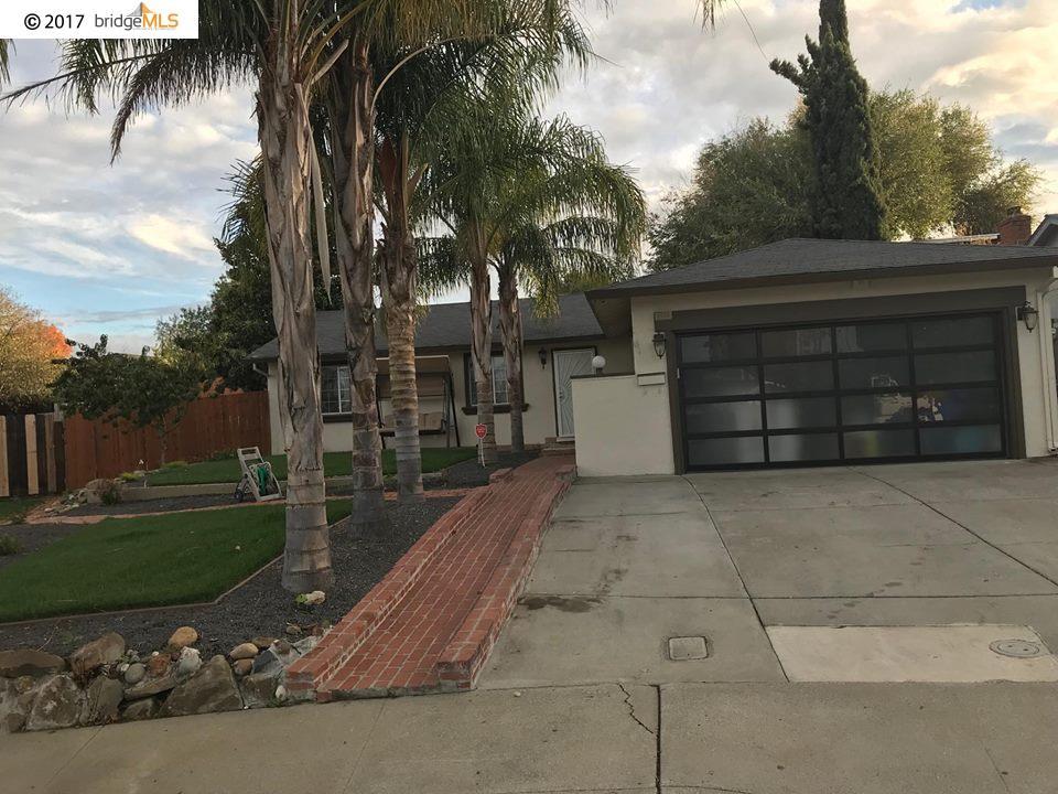 Частный односемейный дом для того Продажа на 2733 Del Oro Circle 2733 Del Oro Circle Antioch, Калифорния 94509 Соединенные Штаты