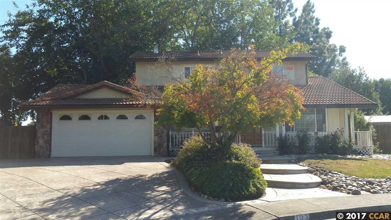 Single Family Home for Rent at 103 Boxford Place 103 Boxford Place San Ramon, California 94583 United States