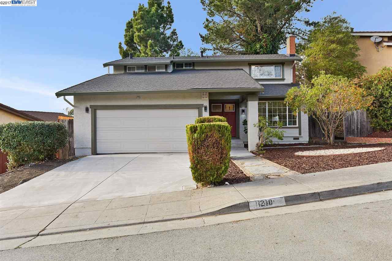 一戸建て のために 売買 アット 1210 Parkway Drive 1210 Parkway Drive Richmond, カリフォルニア 94803 アメリカ合衆国