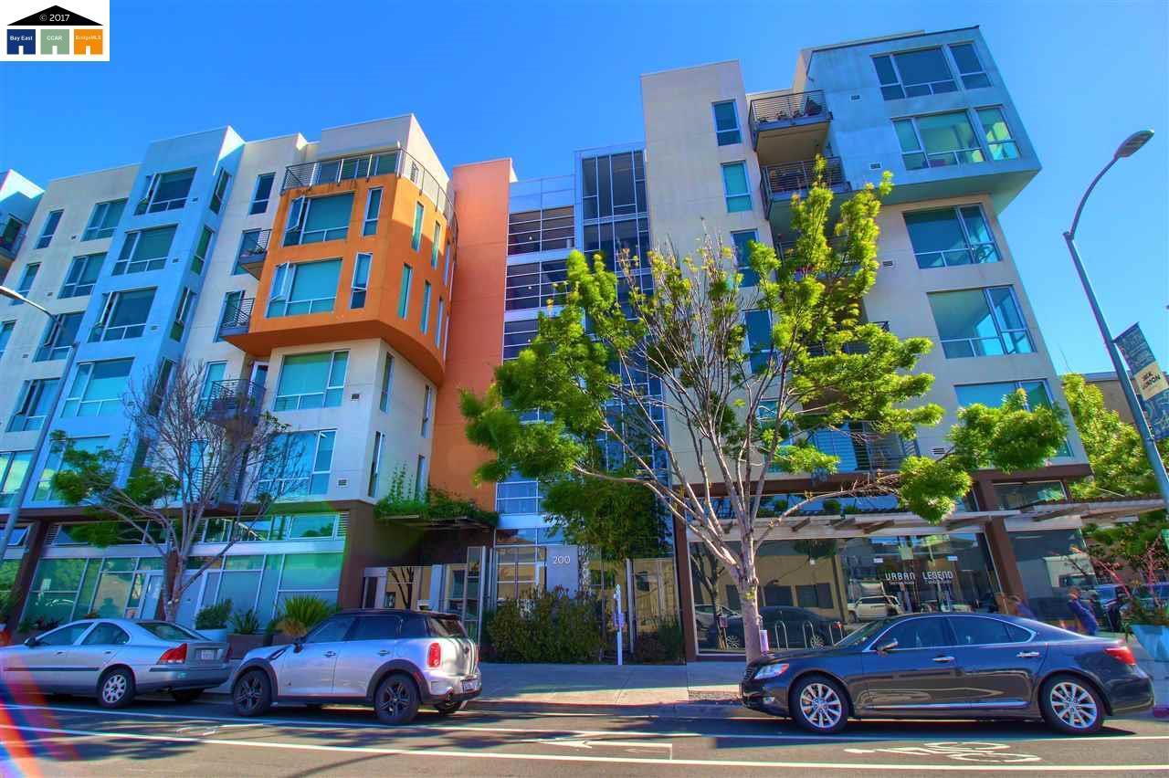 شقة بعمارة للـ Sale في 200 2nd Street 200 2nd Street Oakland, California 94607 United States