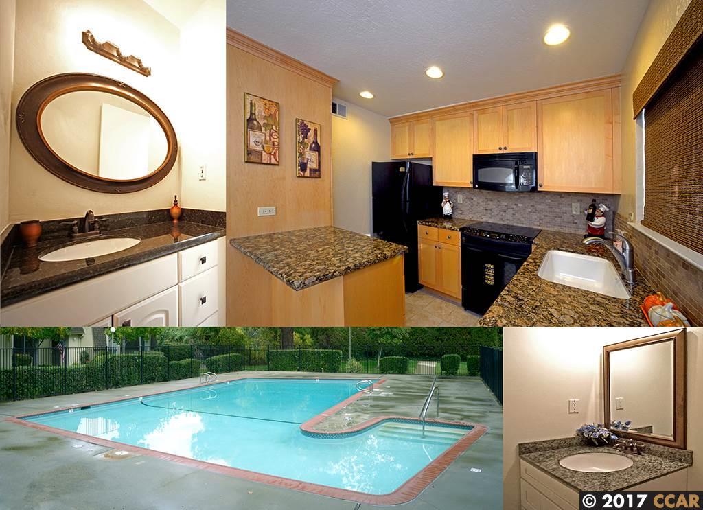 Maison accolée pour l Vente à 1515 Schenone Court 1515 Schenone Court Concord, Californie 94521 États-Unis